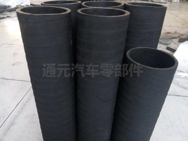 工程机械大口径耐高温胶管 (2)